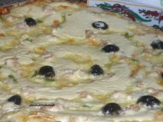 pizza boisee Pizza Kebab, Taco Pizza, Bechamel Sauce, Recipe Images, Buffet, Oatmeal, Sandwiches, Tacos, Brunch