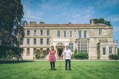 Elmore Court Wedding Photography - Pre-Wedding Engagement Shoot with Katy & Naresh