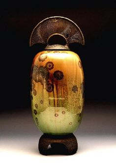 Amber Palace perfume bottle by DebraSteidel.com