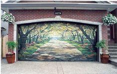 garage door screens home products with beautiful garage doors ...
