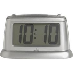 Buy Acctim Smartlight Extra Large Alarm Clock at Argos.co.uk - Your Online Shop for Clocks.