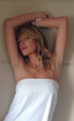 Alessia Marcuzzi bianco hot