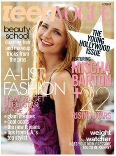 Teen Vogue Magazine, Only $3.99 per Year