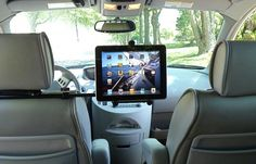 iPad Accessories/ Headrest Mount