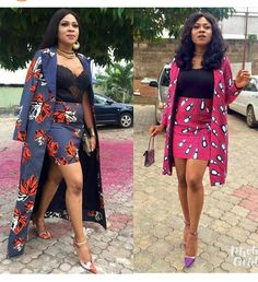 Latest Ankara Styles 2018 Get this look Get You custom outfit made for you by tribe of Afrik Made to measure in your exact measurements Access to varieties of African Pri. African American Fashion, Latest African Fashion Dresses, African Print Dresses, African Dresses For Women, African Print Fashion, Africa Fashion, African Attire, African Wear, African Women