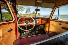1946 1965 Jeep Willys Wagon cabin