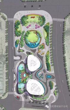 [Thiết kế] DELD Chu Hải Aim International Building Thiết kế cảnh quan ...: