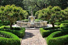 Elizabethan Gardens; Roanoke Island, NC by Tim Archibald, via Flickr
