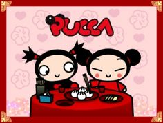 Pucca you can watch it on youtube!! It's a great show!!!