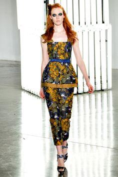 Rodarte Spring 2012 Ready-to-Wear Fashion Show - Chantal Stafford-Abbott