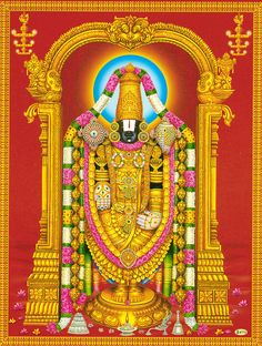 Balaji - Hindu Posters (Reprint on Paper - Unframed) Wallpaper Images Hd, Photo Wallpaper, Wallpaper Downloads, Wallpaper Backgrounds, Lord Murugan Wallpapers, Spiritual Pictures, Shiva Wallpaper, Nature Wallpaper, Lakshmi Images