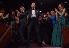 Ecco tutte le esibizioni musicali agli #Oscars! #justintimberlak fa ballare tutti e #JohnLegend incanta.    #Oscar2017