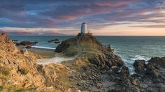 Anglesey, North Wales, Pastel, Island, Explore, Outdoor, Lighthouses, Outdoors, Cake