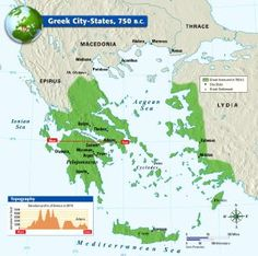 This Map Shows The Proximity Of Troy To The Greeks Based On The