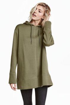 Bluza oversize z kapturem | H&M