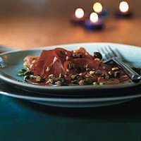 Carpaccio van serranoham en tomaat - Allerhande