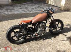 2000 Honda CB250