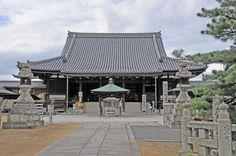"76 - Konzo-ji  ""Temple of the Golden Storehouse"""