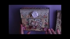 Graphic 45 A Ladies Diary Journal With Box