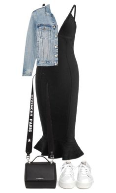"""""""Untitled #5475"""" by theeuropeancloset on Polyvore featuring Ash, Frame and Givenchy"""