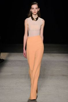 Narciso Rodriguez fall 2015. See all the best looks from the runway here   Winter f5df10cf1a0
