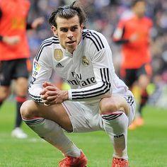 Happy Birthday to Real Madrid's Gareth Bale! The Welshman turns 26 today. #HalaMadrid #GarethBale ⚽️⚽️
