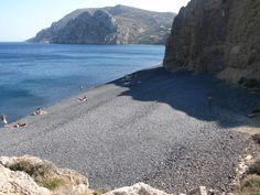 ΜΑΥΡΑ ΒΟΛΙΑ - ΧΙΟΣ Chios, Greece, Island, Country, Beach, Places, Water, Travel, Outdoor