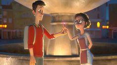 """CGI 3D Animated Short Film HD: """"The Wishgranter Short Film"""" by Wishgrant..."""