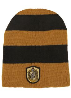 2ebe486ff33 Harry Potter Hufflepuff House Slouch Beanie