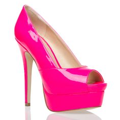 Amazing!  Love the bright, bold pink!