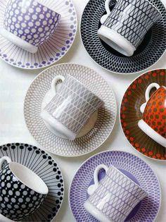 la tabl, simpl thing, perfect porcelain, fine china, art de, industrial design, neisha crosland, déco art