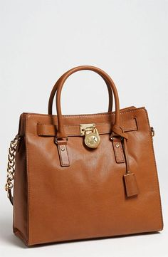 Traditional style tote by Michael Kors