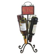 Cariole Wine Holder