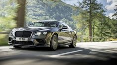 Bentley готовит самый быстрый автомобиль в истории