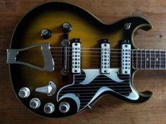 EKO FLORENTINE vintage Stereo Gitarre in Berlin - Kreuzberg | Musikinstrumente und Zubehör gebraucht kaufen | eBay Kleinanzeigen