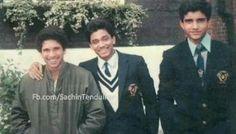 Sachin Tendulkar and Saurav Ganguli .