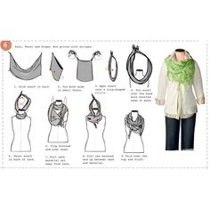 How to tie a Scarf | Coldwatercreek