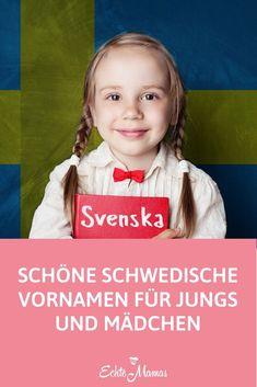 Skandinavische Babynamen