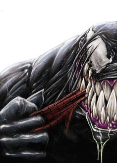 Venom. One of the best villains of all time.