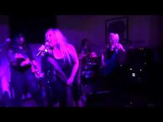 "Rosie Aldrete Jennifer Paro: Van Halen - Panama - as performed by Cougrzz Rock - Los Alamitos CA 2016   Cougrzz Rock performing classic rock top 40 disco 80s to now with their performance of Van Halen's ""Panama"" at Griffins Club Los Alamitos CA November 11 2016. This is a lively fun group. Grace Richardson - vocals Rosie Aldrete - lead guitar Chrissy Marquez - drums/vocals Susan Joyner - keys guitar sax back up vox Jen Paro - bass back up voxhttp://ift.tt/2fTMegb Van Halen - Panama - as…"
