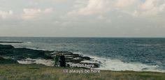 "― Calvary (2014)""I'm still here. I'll always be here."""