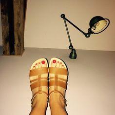 Jolie Persephone sandales Massalia Madeinfrance