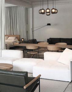 Living Etc, Living Area, Interior Design Studio, Room Interior, Room Inspiration, Interior Inspiration, Furniture Layout, Living Room Modern, Contemporary Design