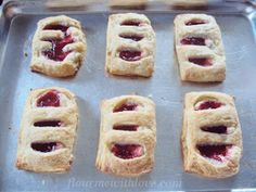 Flour Me With Love: Easy Homemade Puff Pastry from Scratch