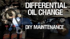 Rear Differential Oil Change | FJ Cruiser | Rear