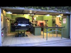 Garage man caves give us the freedom to express ourselves. The benefits are endless, but converting a garage into a man cave is not easy.