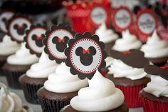 Her.BOLD.Events: {M-I-C-K-E-Y Birthday Party} Sweet Annika's 4th Birthday!