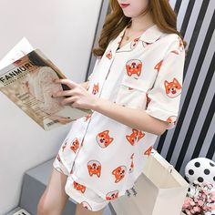 Old Pattu Saree Buyers Summer Pajamas, Cute Pajamas, Pretty Outfits, Cool Outfits, Fashion Outfits, Gothic Fashion, Silk Pijamas, Pijamas Women, Night Gown Dress