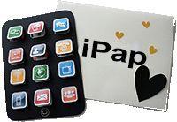 iPad kaart