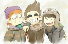 Good night [©] : #eddsworld #ewtom #ewmatt #ewedd #eddeddsworld #tomeddsworld #matteddsworld